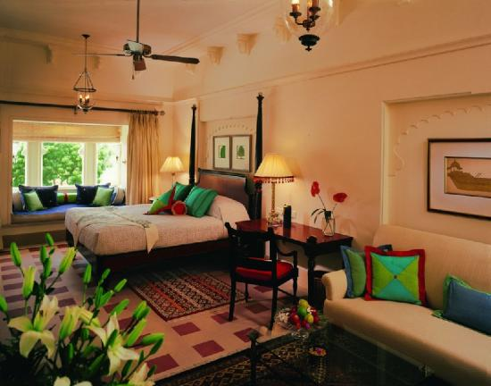 โรงแรมดิ โอเบรอย อุไดวิลาส อุไดพูร์: Suite