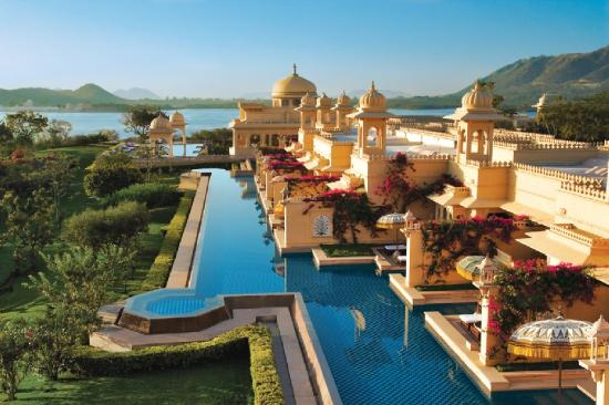 The Oberoi Udaivilas: Premier Rooms with Semi Private Pool