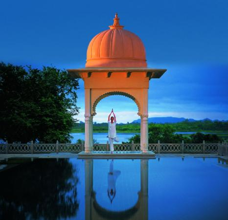 The Oberoi Udaivilas: Recreational facility