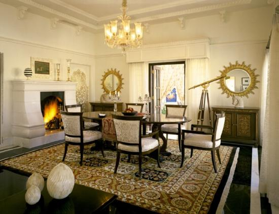 The Oberoi Udaivilas: Kohinoor Suite