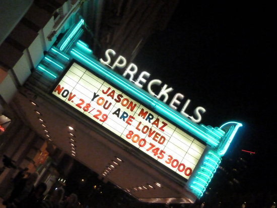 ‪Spreckels Theater‬