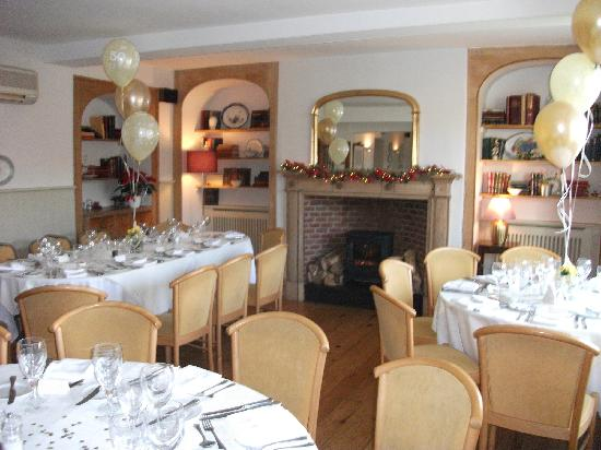 Bodkin House Hotel: Dining Room