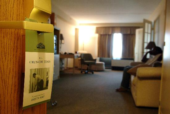 La Quinta Inn & Suites Garden City: suite 322