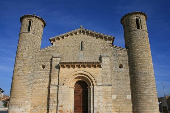 Fromista, Spain: Entrada principal