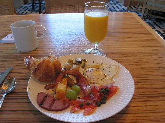 breakfast buffet picture of hilton san diego bayfront san diego rh tripadvisor com san diego breakfast buffet san diego breakfast buffet