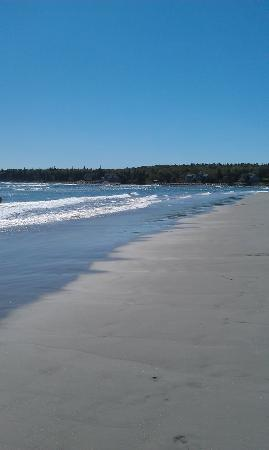Summerville Beach: Now THIS is a beach!!!!