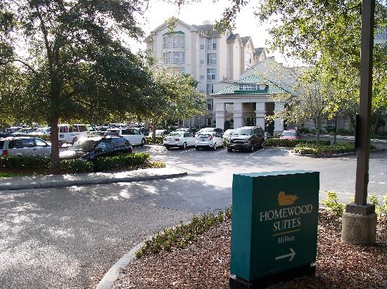 Homewood Suites Orlando-International Drive/Convention Center: entry