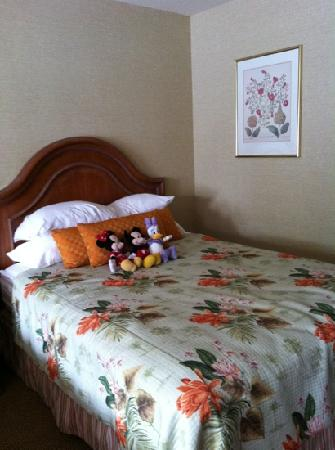 Candy Cane Inn: comfy beds!
