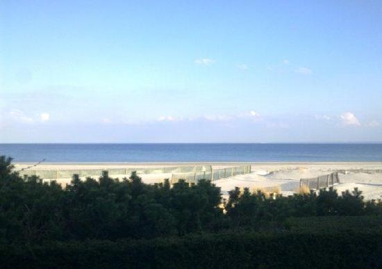 Hotel Strandidyll: ausblick suite 191