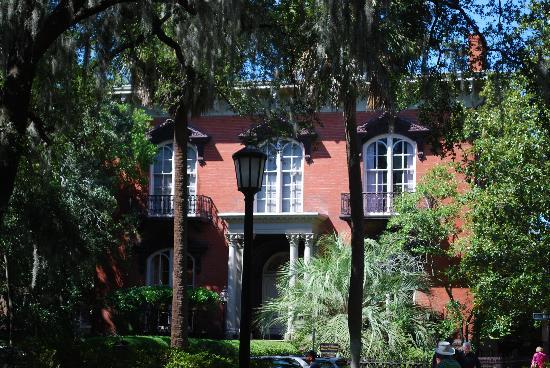 Mercer Williams House Museum: Mercer-Williams House