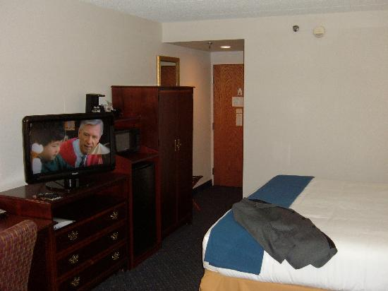 Clarion Inn - Cranberry: Room