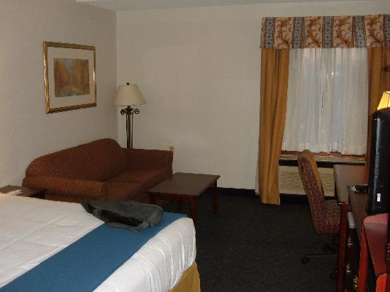 Holiday Inn Express Pittsburgh - Cranberry: Room 2