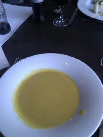 Hotel Camp Reinsehlen: Eine wirklich leckere Kürbissuppe...