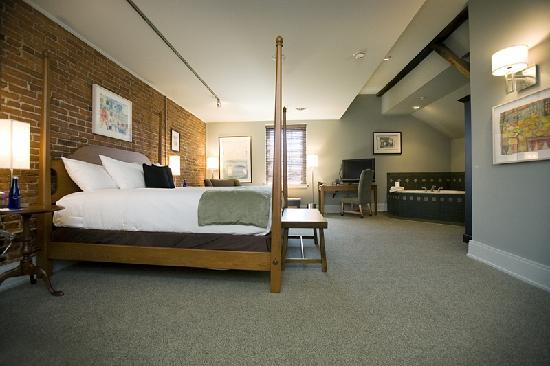 لانكاستر أرتس هوتل: Loft Suite