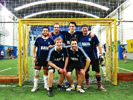 FC BAFA (Buenos Aires Futbol Amigos): BAFA more than a club, a family!