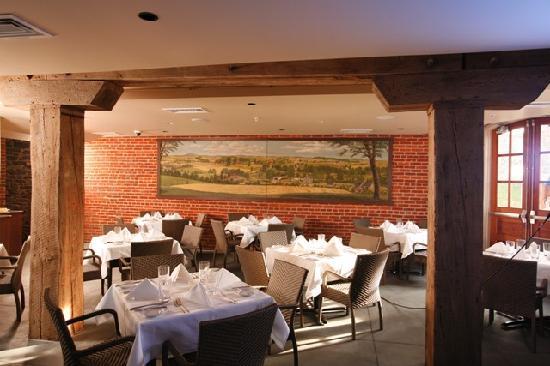 Lancaster Arts Hotel: John J Jeffries Restaurant