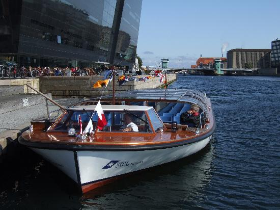 "Stromma Canal Tours Copenhagen : ""M/V Store Claus"" by The Royal Library"