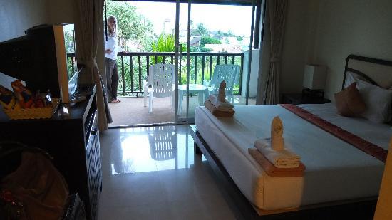 Lamai Buri Resort: Zimmer