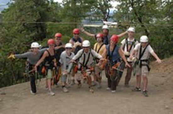Rogue Valley ZipLine Adventure: ZipLine Certification Training