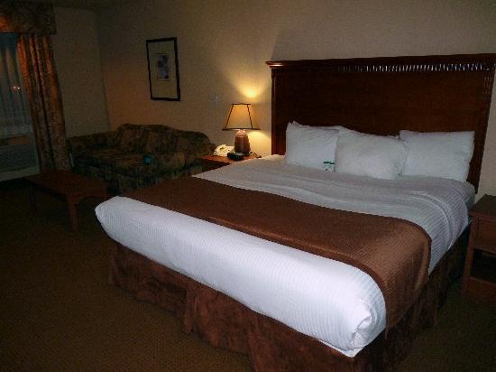 La Quinta Inn & Suites Vancouver: Room 225