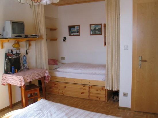 Pensione Anemone: camera A terzo letto
