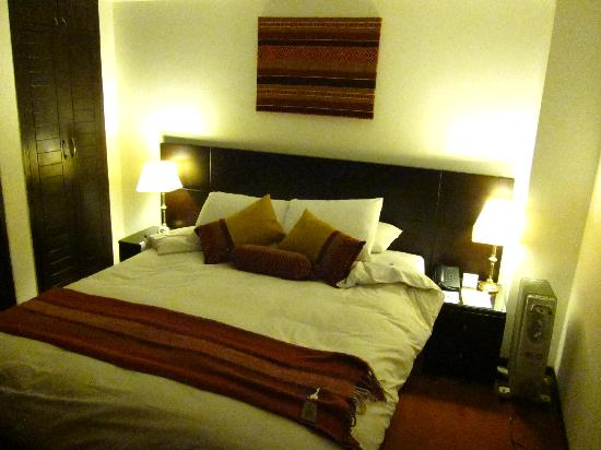 Tierra Viva Cusco Plaza: Double Room, Inside Courtyard