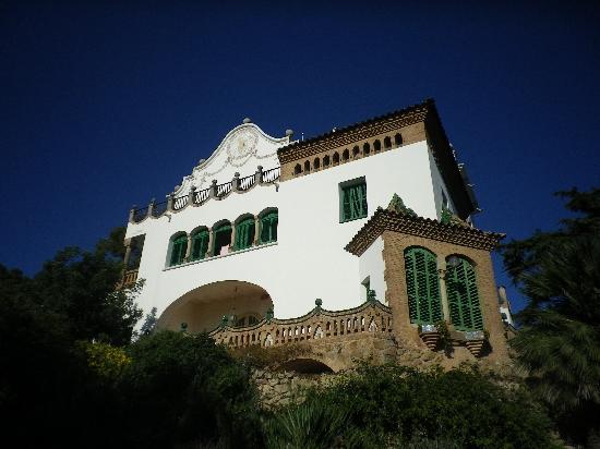 Parc Guell: Casa Martí Trias i Domènech