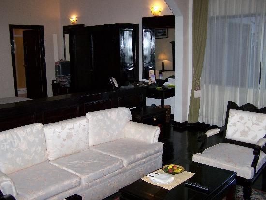 ري هوتل: Our room