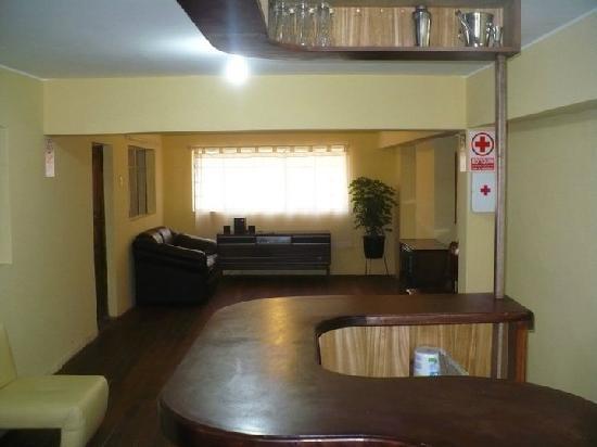 Hostel 4 Trippers: Inside the hostel