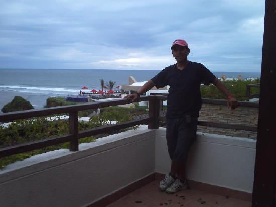Mompiche, Ecuador: Desde la habitacion