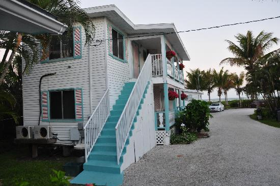 Gulf Breeze Cottages : Another one of the cottages