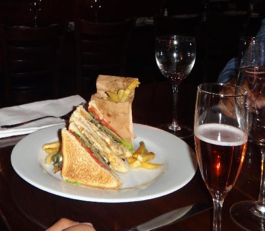 Gran Bar Danzon: Sandwich
