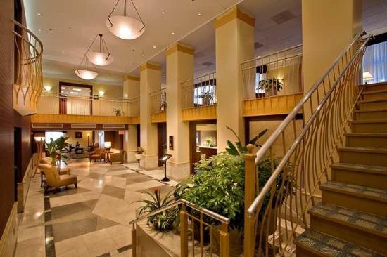 Dayton Grand Hotel : Lobby