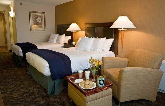 Dayton Grand Hotel : Guest Room