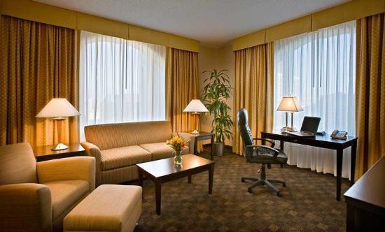 Dayton Grand Hotel : Suite