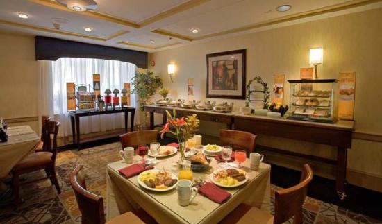 Dayton Grand Hotel : Restaurant