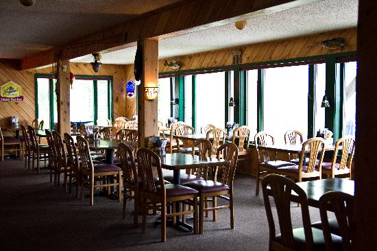 Bay View Lodge: dining room