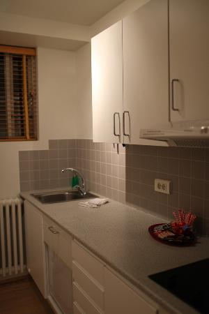 Embassy Luxury Apartments: kitchen1