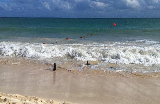 Paradisus Playa Del Carmen La Esmeralda Unsafe Beach