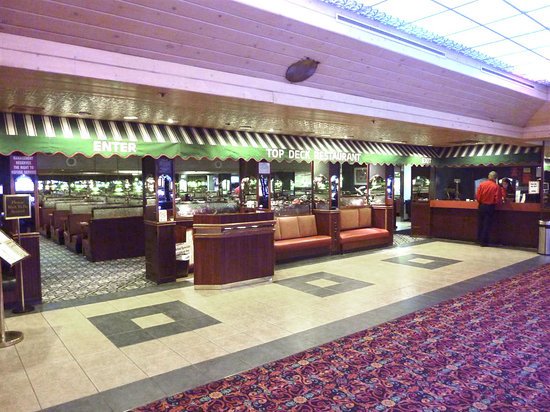 Casino deck restaurant palm springs casino spa hotel