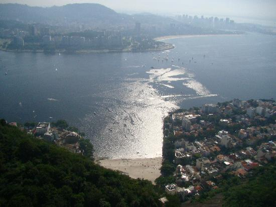 Pao de Acucar: Baia de Guanabara