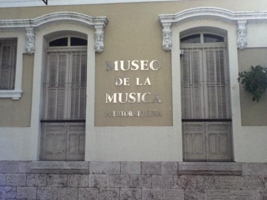 Museum of Puerto Rico Music: Museo de la Musica Puertoriqueña en Ponce