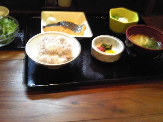 すえひろの湯ドーミーイン秋葉原, 朝食