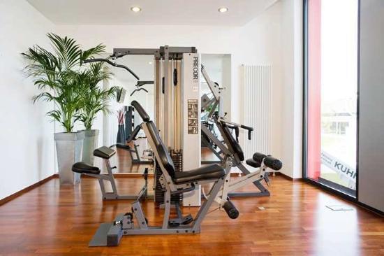 Hilton Garden Inn Stuttgart NeckarPark: Recreational Facilities