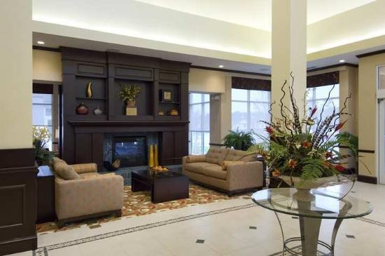 Hilton Garden Inn Augusta: Lobby