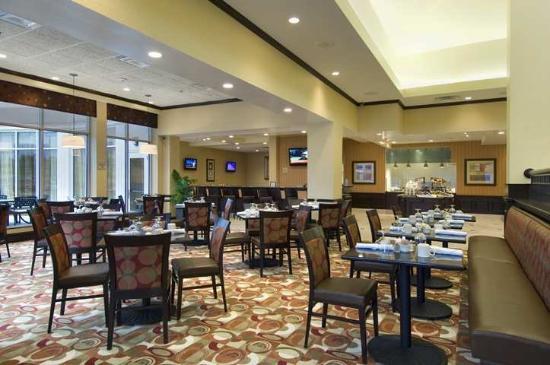 هيلتون جاردن إن أوغستا: Restaurant