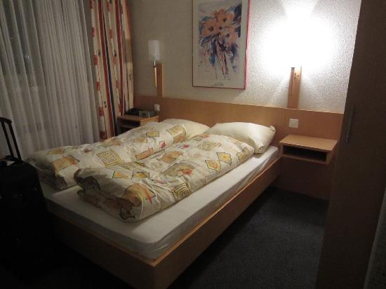 Seehotel Sternen Beckenried : Bed