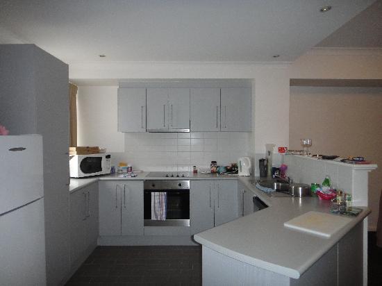 Forte Leeuwin Apartments Kitchen