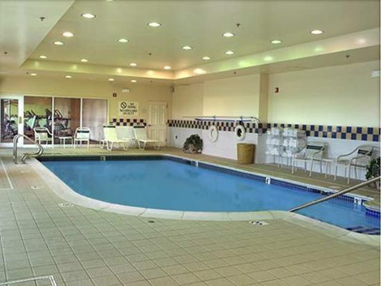 Hilton Garden Inn Springfield: Recreational Facilities