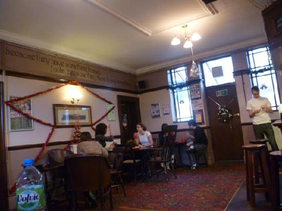 PubLove at The Steam Engine: Breakfast time